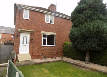 Thumbnail 2 bed semi-detached house for sale in Sandy Close, Whitwell, Nottinghamshire