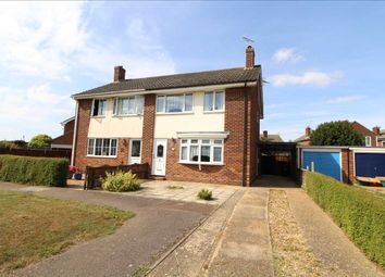 3 bed semi-detached house for sale in Finch Drive, Great Bentley, Colchester CO7