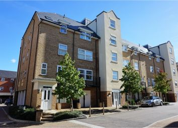 Thumbnail 2 bedroom flat for sale in 3 Wells View Drive, Bromley