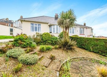 Thumbnail 2 bedroom bungalow for sale in Peverell, Plymouth, Devon