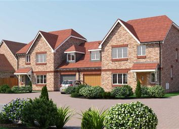 Thumbnail 4 bed semi-detached house for sale in Plot 5 Berrywood Close, Rochester, Kent