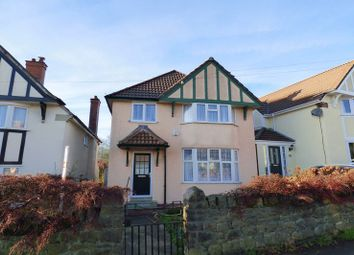 Thumbnail 3 bed detached house for sale in Farm Road, Milton, Weston-Super-Mare