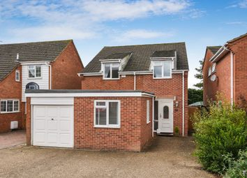 Thumbnail 4 bed detached house to rent in Sedgemoor Drive, Thame