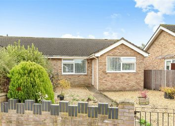Thumbnail 2 bed semi-detached bungalow for sale in Belvoir Walk, Bedford