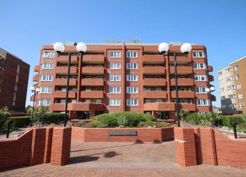Thumbnail 2 bed flat to rent in Capelia House, West Parade, Worthing