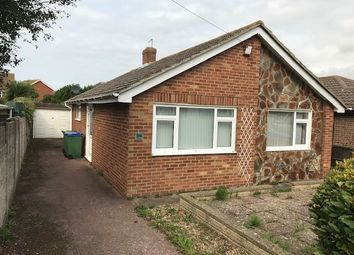 Thumbnail 2 bed detached bungalow for sale in Cissbury Avenue, Peacehaven