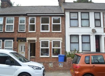 Thumbnail 3 bed terraced house to rent in Cavendish Street, Ipswich