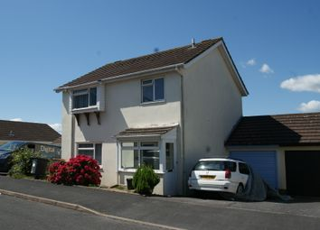 Thumbnail 3 bed detached house for sale in Hound Tor Close, Paignton