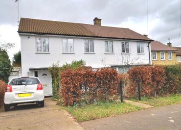 Thumbnail 4 bed semi-detached house for sale in Bedford Road, Letchworth Garden City, Hertfordshire