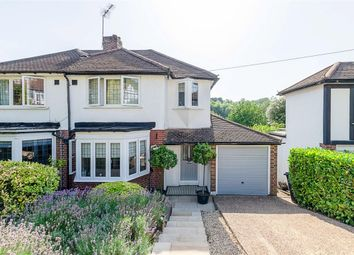 Thumbnail 3 bed semi-detached house for sale in Haydn Avenue, Purley, Surrey