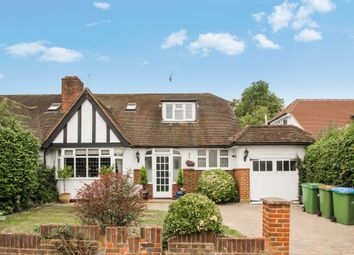 Thumbnail 4 bed semi-detached house for sale in Greenwood Road, Thames Ditton