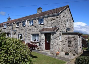 Thumbnail 2 bed semi-detached house for sale in Priests Road, Swanage