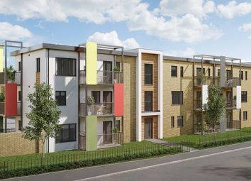 """Thumbnail 2 bed flat for sale in """"The Tudor"""" at Cowdray Avenue, Colchester"""