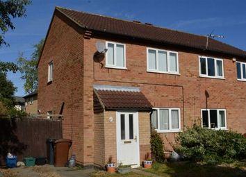 Thumbnail 3 bedroom semi-detached house for sale in Morgan Close, Rectory Farm, Northampton
