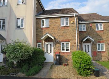 Thumbnail 2 bed terraced house for sale in Brookthorpe Court, Yate, Bristol