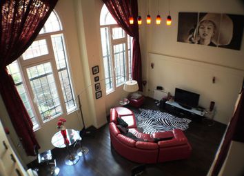 Thumbnail 3 bedroom flat to rent in 15 Hatton Gardens, Liverpool