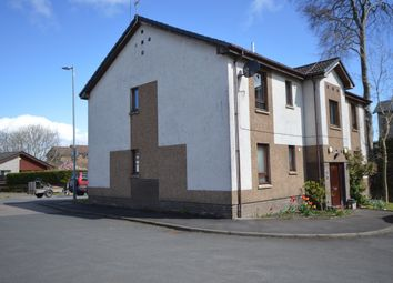 Thumbnail 1 bed flat for sale in Lesmahagow Road, Strathaven