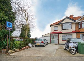 Thumbnail 3 bed semi-detached house for sale in Royston Avenue, Sutton