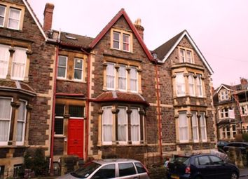 Thumbnail 2 bed flat to rent in Manor Park, Redland, Bristol
