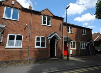 Thumbnail 2 bed town house to rent in Caravan Park, Upper Church Street, Syston, Leicester
