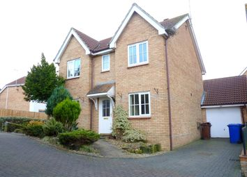 Thumbnail 4 bed detached house to rent in Henry Close, Haverhill, Suffolk