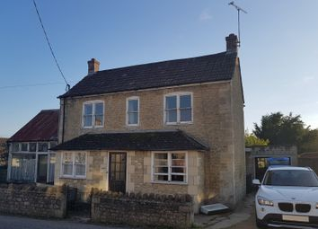 Thumbnail 3 bed detached house for sale in Wood Lane, Chippenham, Wiltshire