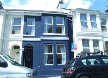 Thumbnail 2 bed terraced house to rent in Oxford Avenue, Plymouth