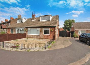 Thumbnail 3 bed semi-detached bungalow for sale in Mckenzie Place, Immingham