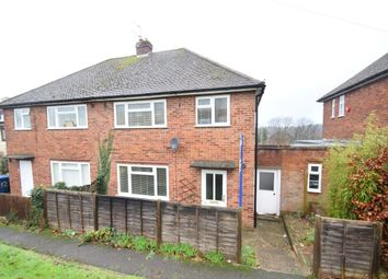 Thumbnail 3 bed semi-detached house to rent in Hillary Road, High Wycombe