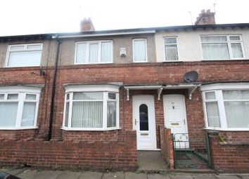 Thumbnail 2 bed terraced house to rent in Lucknow Street, Darlington