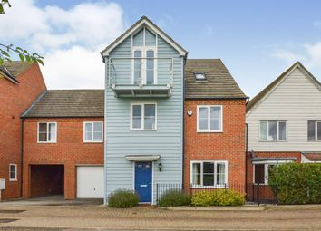 Thumbnail 6 bed link-detached house for sale in Foxfield, Broughton, Milton Keynes
