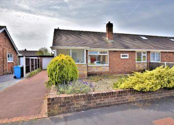 Thumbnail 3 bed semi-detached bungalow for sale in Eastway, Freckleton, Preston