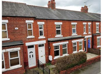 Thumbnail 2 bed terraced house for sale in Clare Avenue, Chester