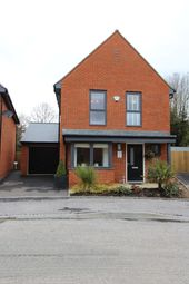 Thumbnail 3 bed link-detached house to rent in Scholars Grange, Swanmore, Southampton