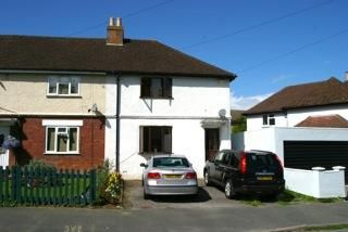 Thumbnail 3 bed terraced house to rent in Pilley Crescent, Cheltenham