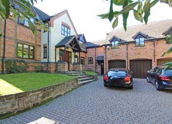 5 bed detached house for sale in Wightwick Bank, Wightwick, Wolverhampton WV6