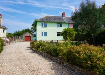 Thumbnail 4 bed semi-detached house for sale in Sector Lane, Axminster