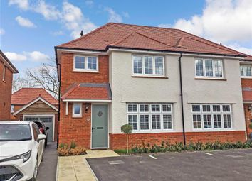 Thumbnail 3 bed semi-detached house for sale in Laver Road, Herne Bay, Kent
