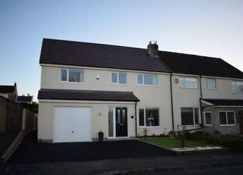 Thumbnail 4 bed semi-detached house for sale in River Drive, Padiham, Burnley
