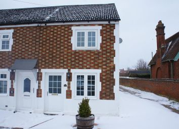 Thumbnail 2 bed cottage to rent in 24 High Street, Cranfield, Bedfordshire