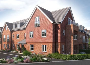 Thumbnail 1 bed flat for sale in Cresswell Park, Roundstone Lane, Angmering, West Sussex