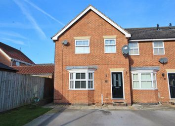 Thumbnail 3 bed end terrace house for sale in Union Place, Goole
