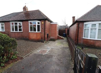 Thumbnail 3 bed bungalow for sale in Ashleigh Road, Denton Burn, Newcastle Upon Tyne