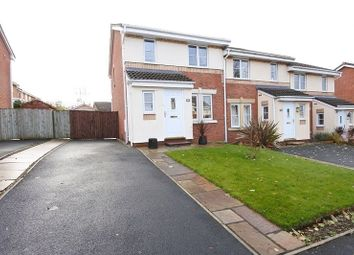 Thumbnail 3 bed terraced house to rent in Valley Drive, Carlisle
