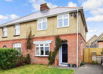 Thumbnail 3 bed semi-detached house for sale in Station Road, St Helens, Ryde, Isle Of Wight
