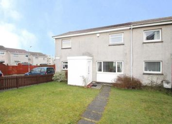 Thumbnail 3 bed end terrace house for sale in Glen Carron, St. Leonards, East Kilbride