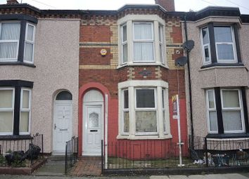 Thumbnail 3 bed terraced house for sale in Burns Street, Bootle, Liverpool