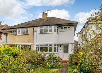 Thumbnail 3 bed semi-detached house for sale in Hospital Bridge Road, Twickenham