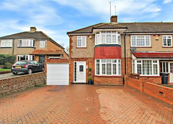 Thumbnail 3 bed end terrace house for sale in Allington Drive, Strood, Kent