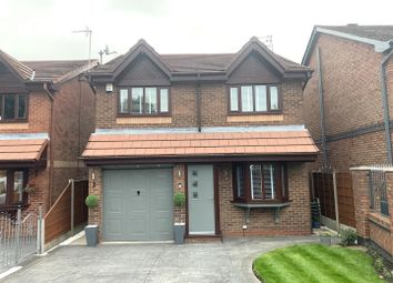 3 bed detached house for sale in Shearwater Gardens, Eccles, Manchester M30